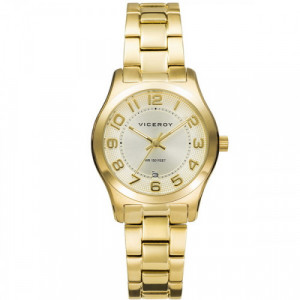 Reloj Viceroy Dorado Mujer 401086-25