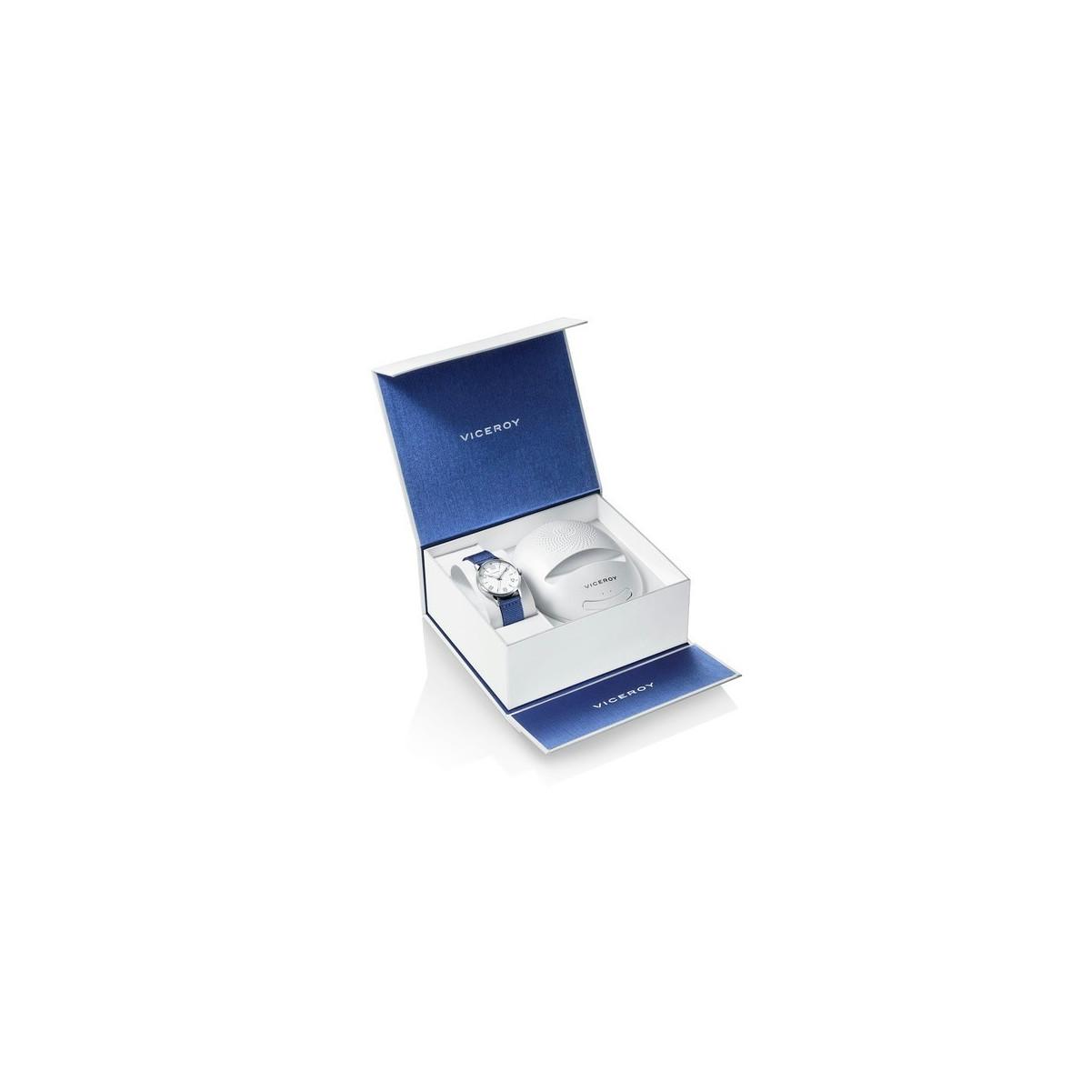 Pack Reloj Viceroy Niño+Altavoz Bluetooth 401093-05