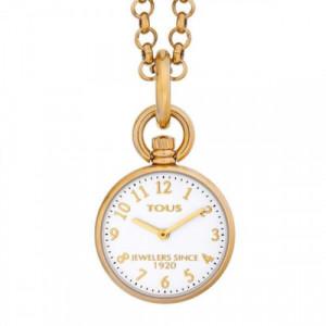 Reloj Tous Job Bolsillo Dorado 000351585