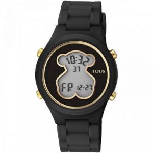 Reloj Tous D-Bear Digital Negro 000351590