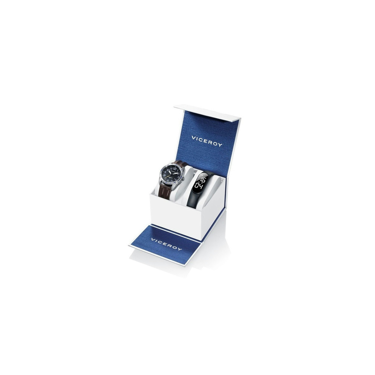 Pack Reloj Viceroy Niño+ Fitness SmartBand Comunión 401167-55