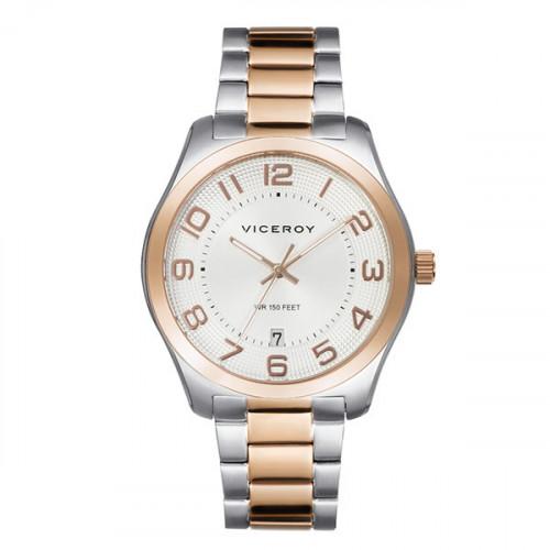 Reloj Viceroy Bicolor Hombre 401173-05