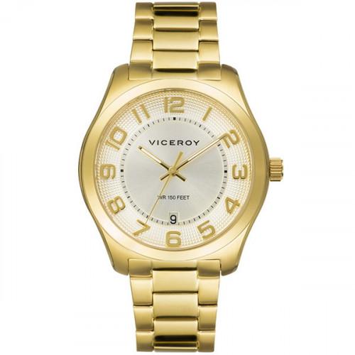 Reloj Viceroy Dorado Hombre 401173-25
