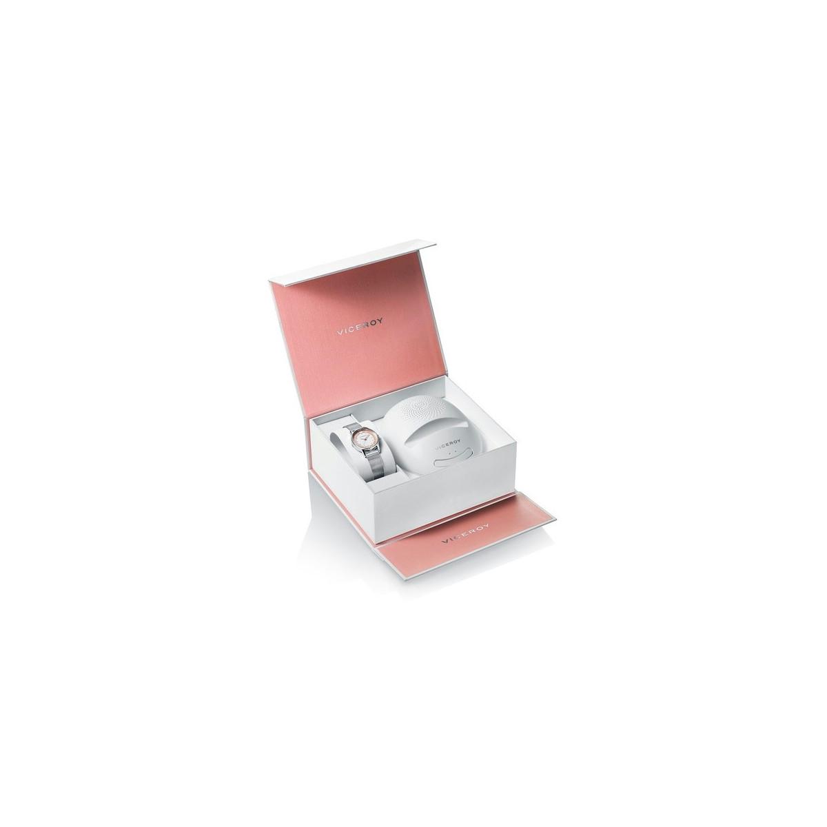 Pack Reloj Viceroy Niña+Altavoz Bluetooth Comunión_42364-94