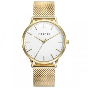 Reloj Viceroy Mujer Malla Milanesa Dorado 461096-07