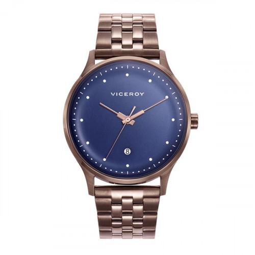 Reloj Acero Sr. Brazalete 46787-36