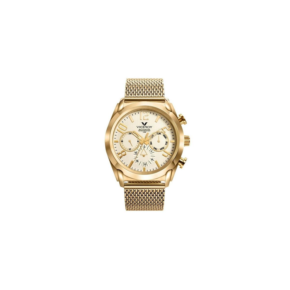 Reloj Viceroy Magnum Dorado Hombre 471195-95