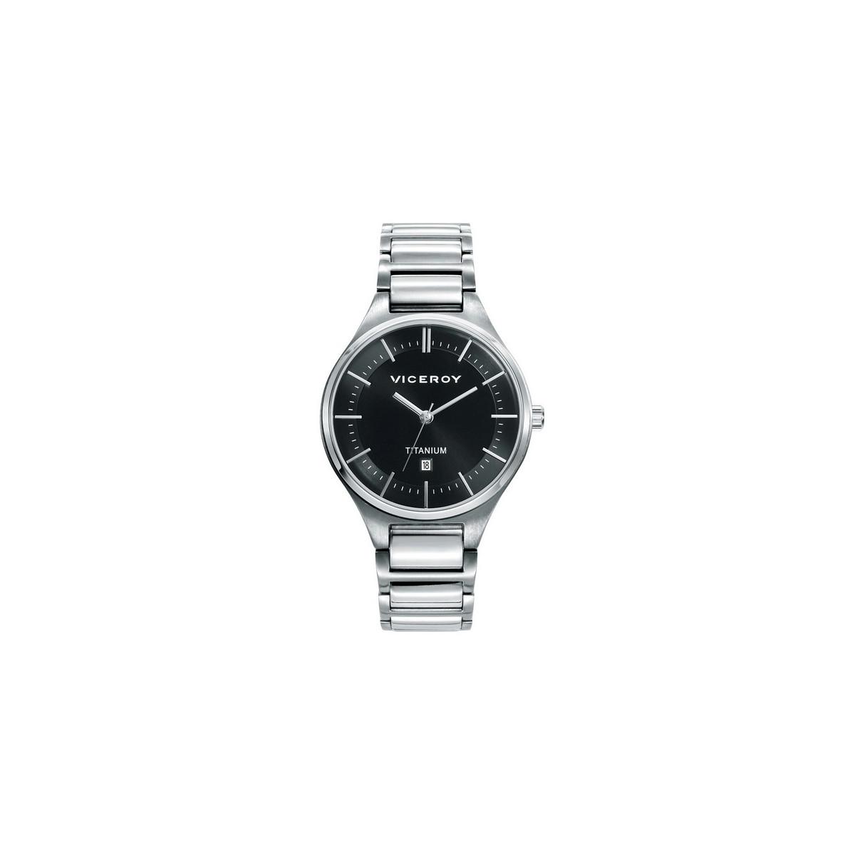 Reloj Viceroy Grand Titanio Mujer 471230-57