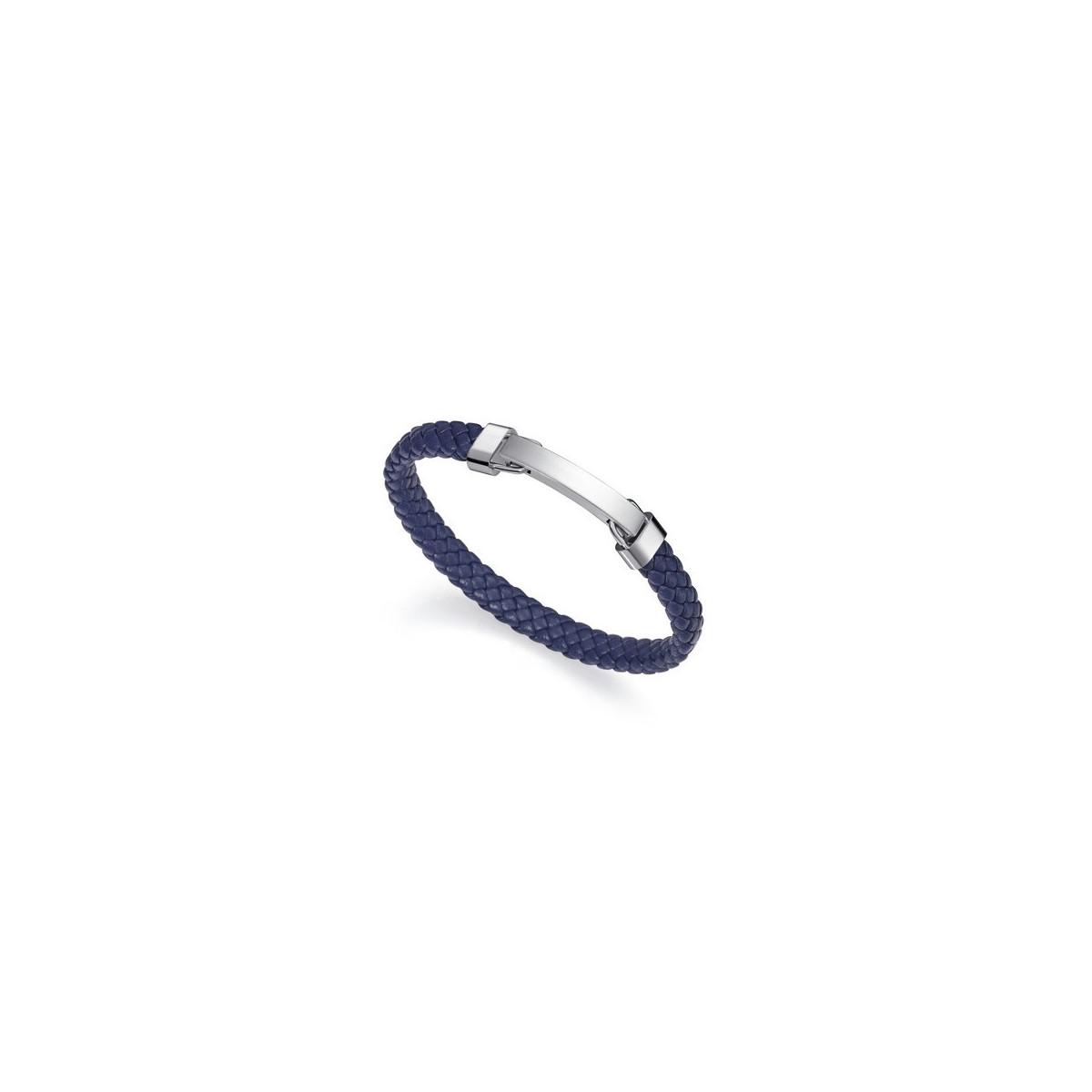 Pulsera Viceroy Piel Azul 15109P01013