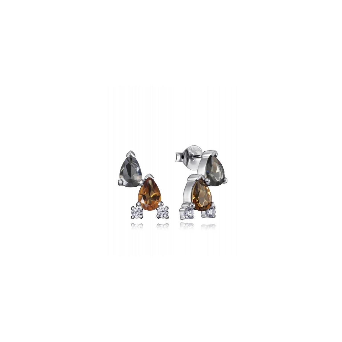 Pendientes Viceroy Plata 4105E000-39