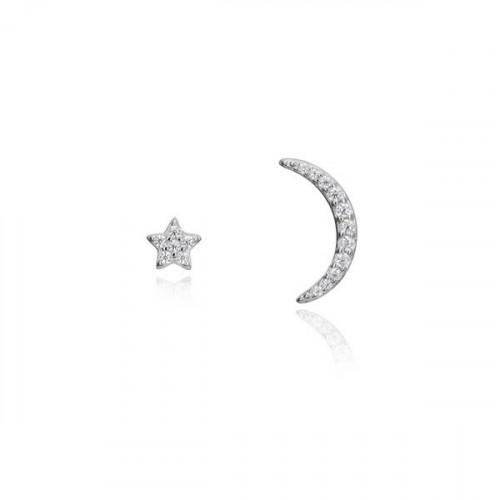 Pendientes Viceroy Luna Estrella 71061E000-30