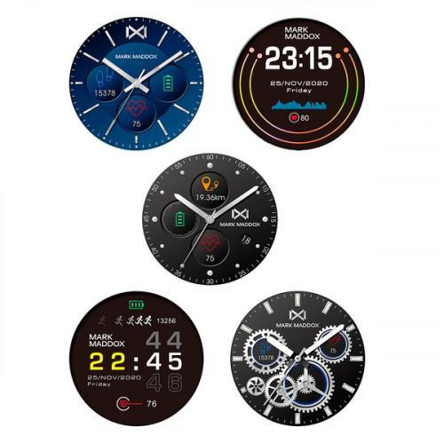 Reloj Smart Mark Maddox Unisex HS0001-80