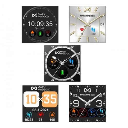 Reloj Smart Mark Maddox Unisex HS0002-50
