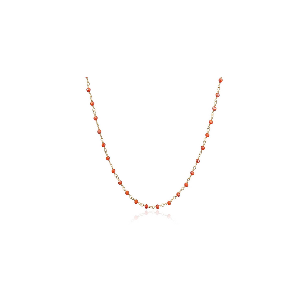 Collar Anartxy Naranja BCO172NA