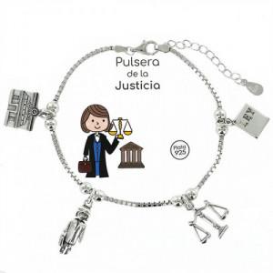 Pulsera Eres lo más Mujer Justicia/Abogada/Procuradora