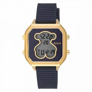 Reloj Tous D-Bear Teen Azul 100350390