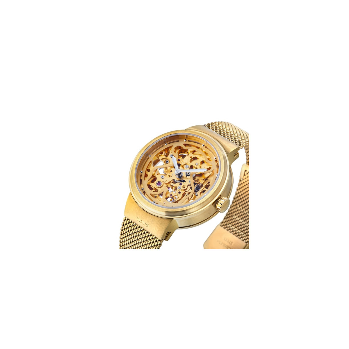 Reloj Tous Rond Automático 100350665