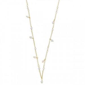 Collar Salvatore Plata Perlas 213C0084