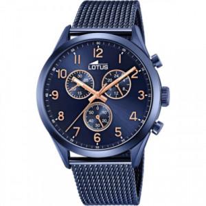 Reloj Lotus Cronógrafo Azul Hombre 18638/1