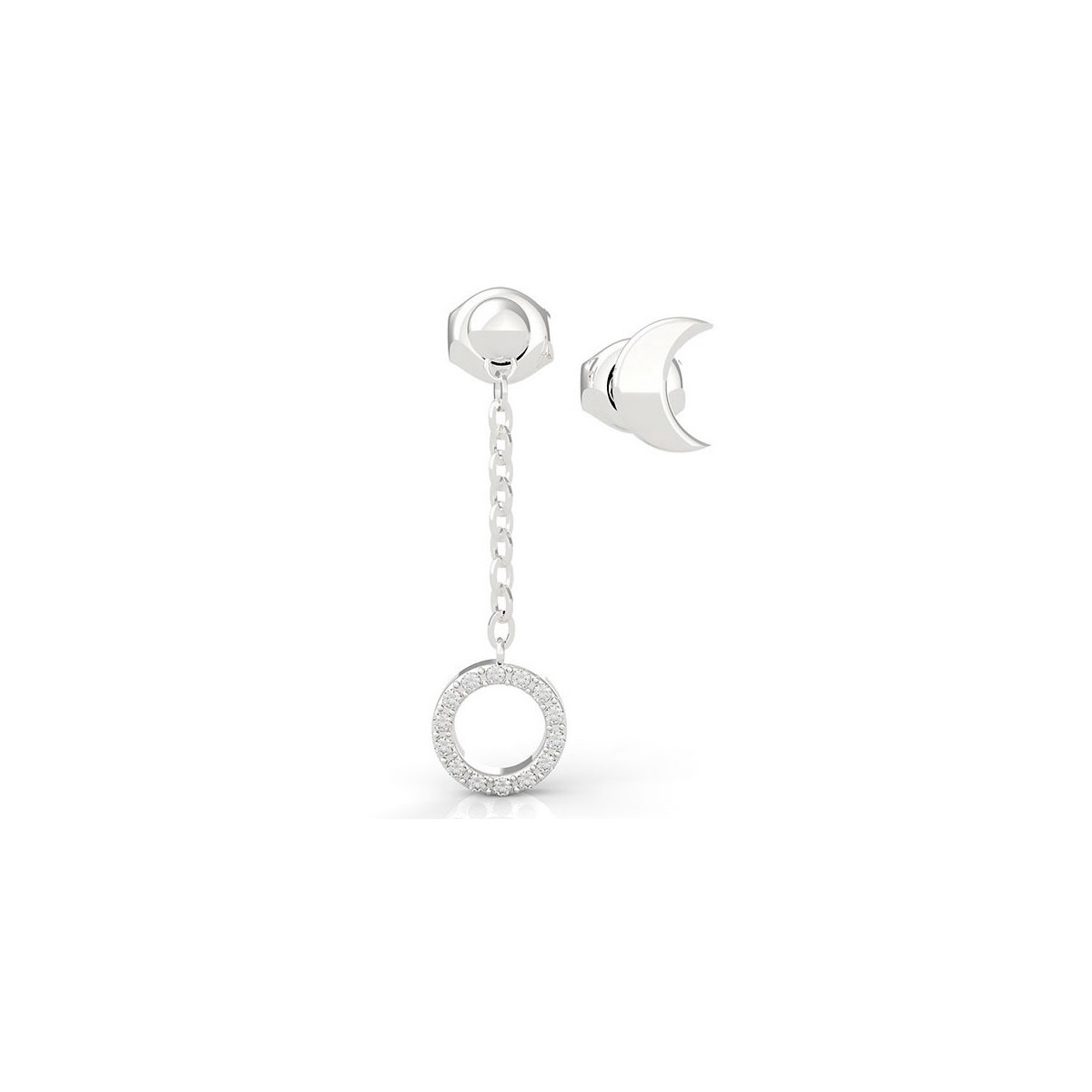 Pendientes Guess I Need My Space Moon UBS29003 JUBS29003JW